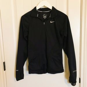 Nike Dri FIt Running Jacket, Like New!!